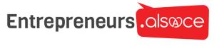 Logo média en ligne des entrepreneurs d'Alsace