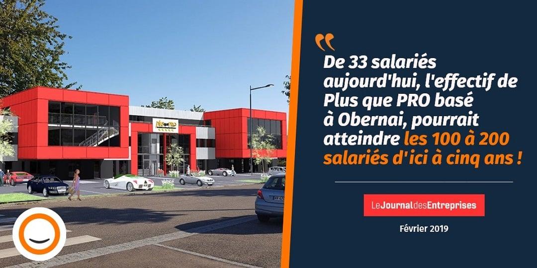 Locaux Plus que PRO