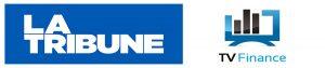 Logos La Tribune TV Finance