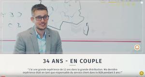 Clément, nouveau franchisé Plus que PRO