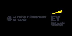 Logo Prix de l'Entrepreneur Ernst & Young