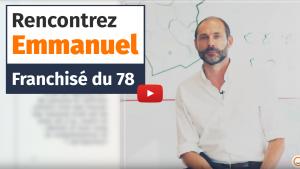 Emmanuel Dubuisson, franchisé Plus que PRO