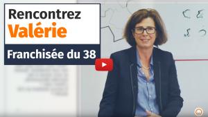 Valérie Gamba, franchisée Plus que PRO