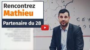 Franchisé Plus que PRO : Mathieu LEMERLU, franchisé de l'Eure-et-Loir (2019)