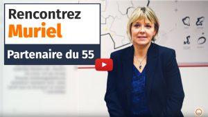 Portrait de Muriel, partenaire Plus que PRO