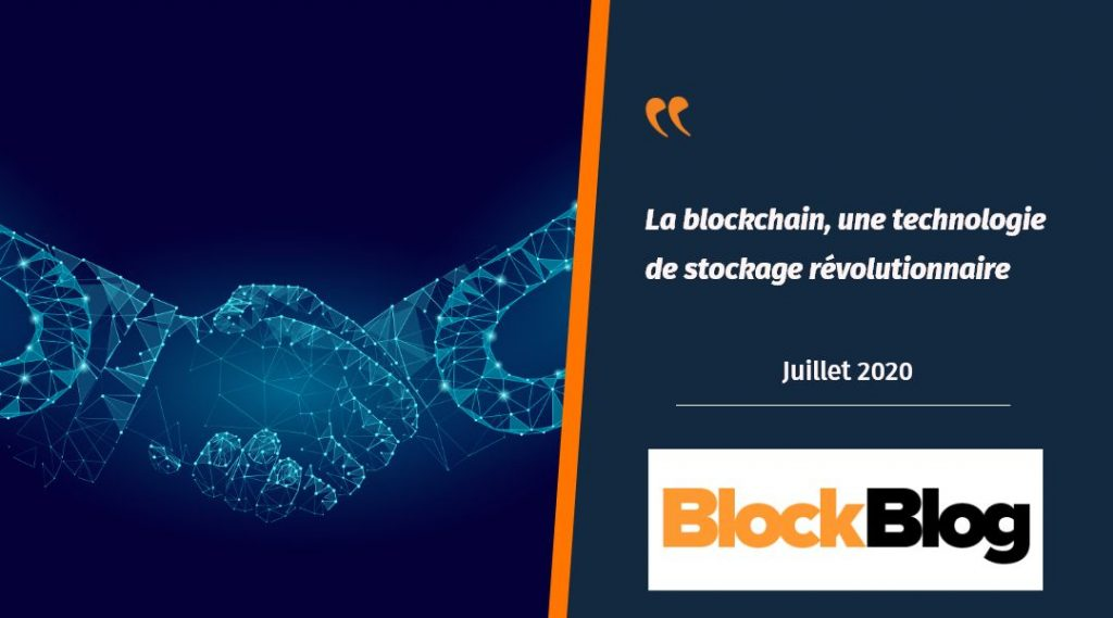 Blockblog parle d'Avis Clients Blockchain