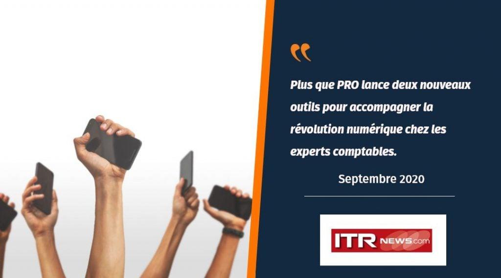 ITR News présente Devizen et expert-comptable.net
